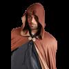 Reversible Medieval Cloak