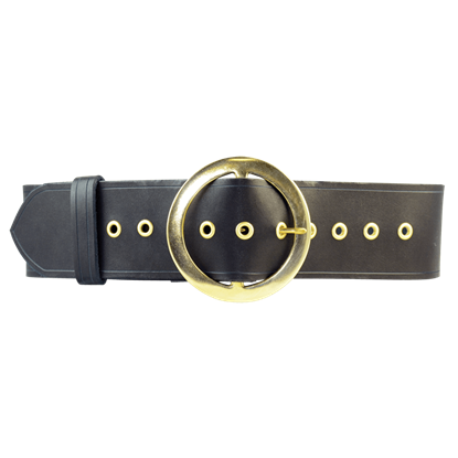 Pirates Wide Waist Belt