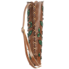 Elven Leaf Leather Quiver
