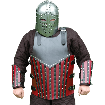 Banded Leather Cuirass