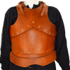 Formed Leather Cuirass