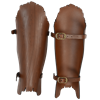 Woodland Warrior Greaves