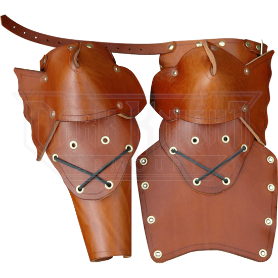 Standard 1/2 Leather Arms
