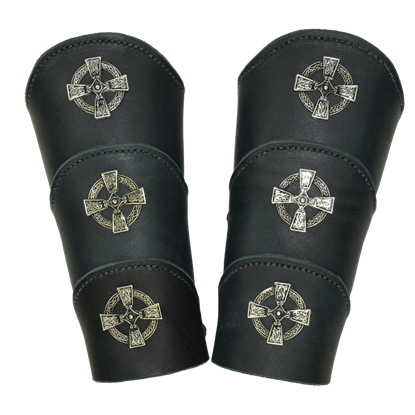 Celtic Warrior Arm Bracers