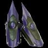 Dark Sorceress Arm Bracers