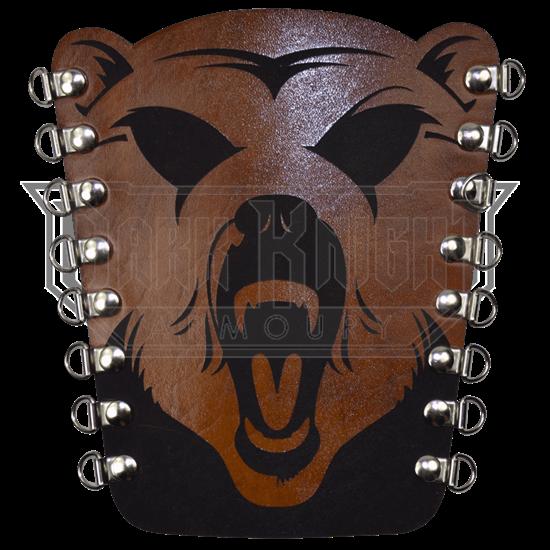 Roaring Bear Archers Arm Guard
