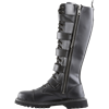 Five Buckle Gothic Tall Boots