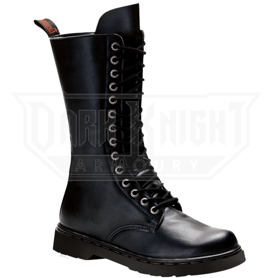 a53121c8433 Mens Mid-Calf Classic Combat Boots - FW2158 from Leather Armor ...