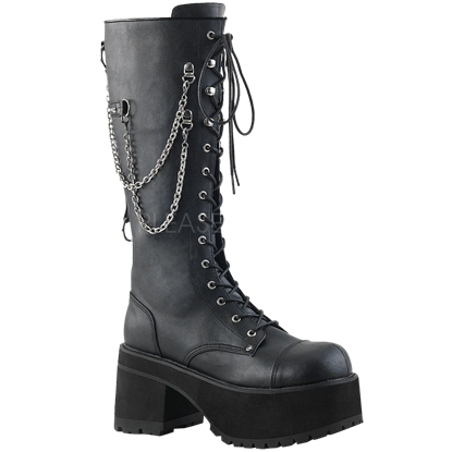 Gothic Chain Boots