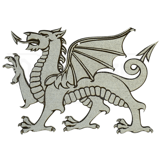 Welsh Cadwaller Dragon Ornament