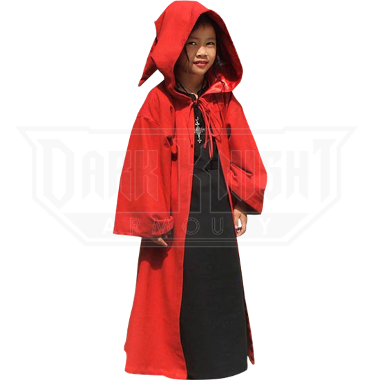 Childs Wiccan Robe