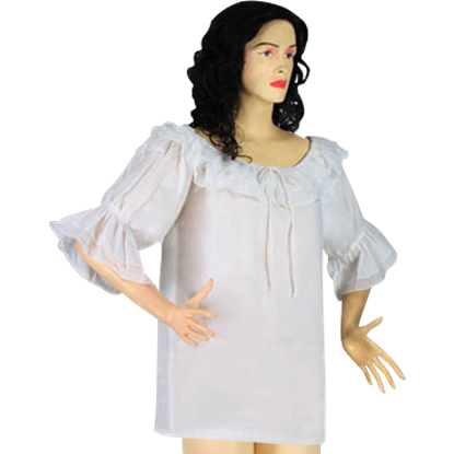 Country Maiden Chemise Top