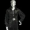 Velour Vampire Shirt