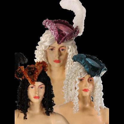 Antoinette Renaissance Hat