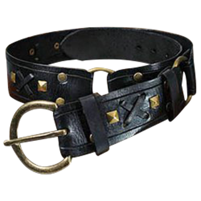 Arthur Leather Belt