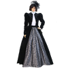 Victorian Jacket and Skirt