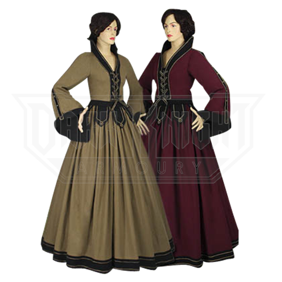 Medieval Contessa Dress