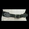 Templar Cross Leather Belt