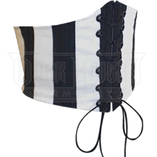 Wench's Striped Waist Cincher