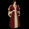Belted Medieval Dress