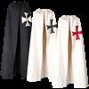 Carl Canvas Crusader Cloak