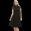 Gothic Retro Rockabilly Dress