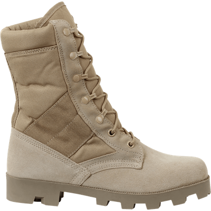 Desert G.I. Speedlace Combat Boots