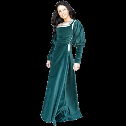 Avon Jupon Gown