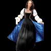 Robe du Soir Gown