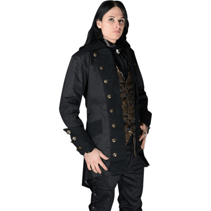 Gothic Pirate Jacket