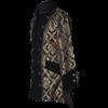 Gothic Gold Brocade Pirate Jacket