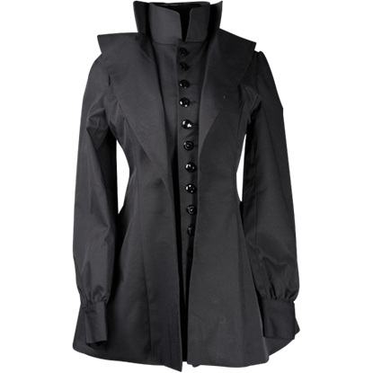 Black Countess Jacket