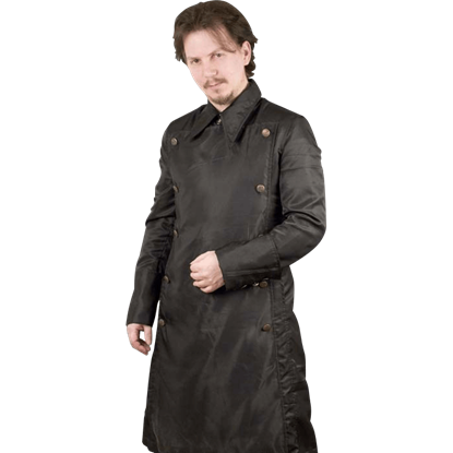 Gothic Officer Coat
