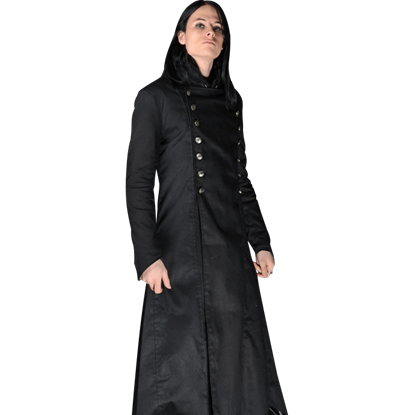 Gothic Naval Officer Coat