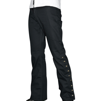Gothic Pirate Officer Pants