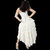 Amelia Cream Lace Skirt