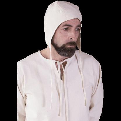 Medieval Arming Cap