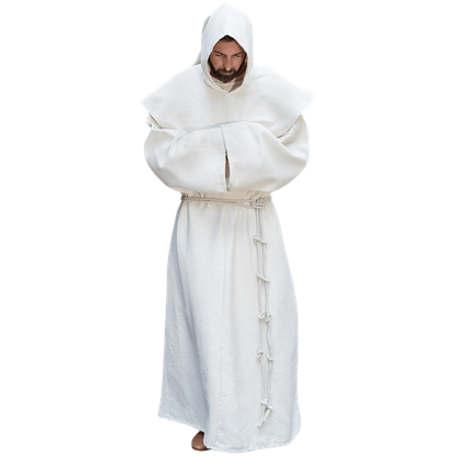 Benedictine Monk Habit