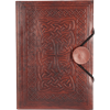Celtic Leather Journal