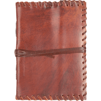 Medieval Laced Leather Journal