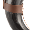Bjorn Drinking Horn with Holder