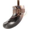 Harald Drinking Horn with Holder
