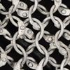 Riveted Aluminum Chainmail Hauberk
