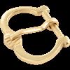 Wide Brass Belt Buckle