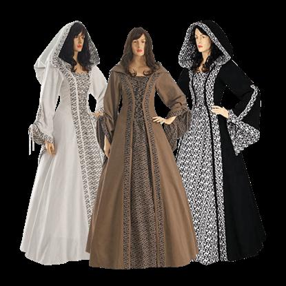 Medieval Maiden Dress - Custom