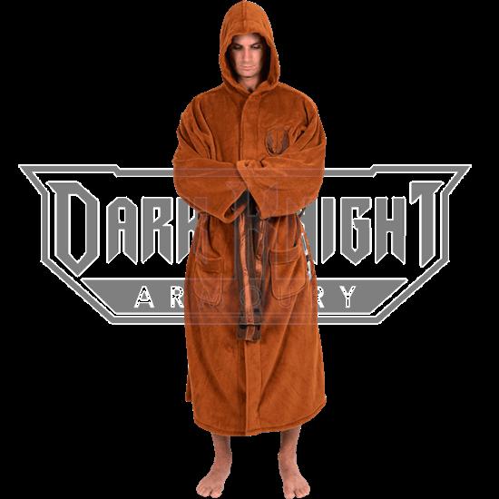 Star Wars Hooded Jedi Fleece Robe