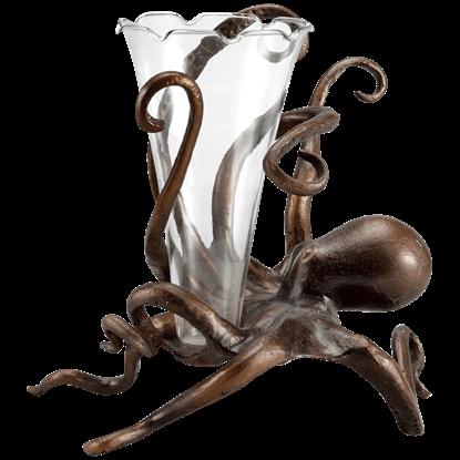 Octopus Budvase Holder