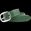 Embossed Celtic Buckle Belt