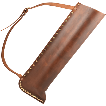 Elven Hunter Leather Quiver