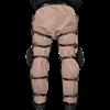Full Leather Leg Armour